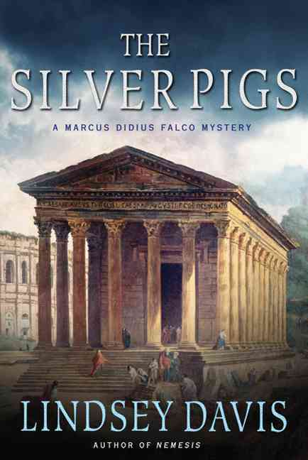 The Silver Pigs By Davis, Lindsey
